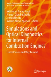 Cover Simulations and Optical Diagnostics for Internal Combustion Engines
