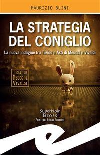 Cover La strategia del coniglio