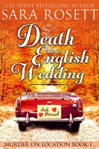 Cover Death at an English Wedding