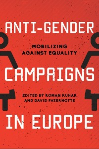 Cover Anti-Gender Campaigns in Europe