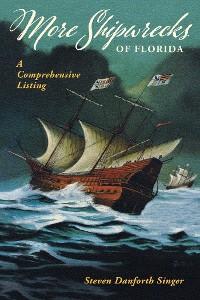 Cover More Shipwrecks of Florida
