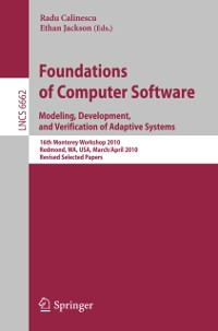 Cover Foundations of Computer Software