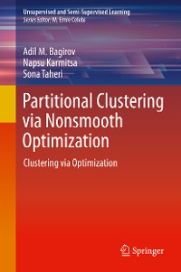 Cover Partitional Clustering via Nonsmooth Optimization