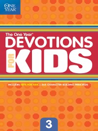 Cover The One Year Devotions for Kids #3