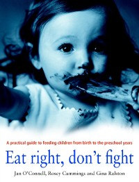 Cover Eat Right, Don't Fight