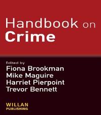 Cover Handbook on Crime