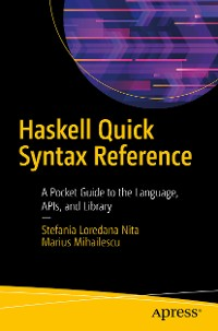 Cover Haskell Quick Syntax Reference