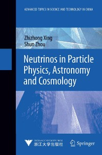 Cover Neutrinos in Particle Physics, Astronomy and Cosmology
