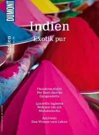 Cover DuMont Bildatlas Indien