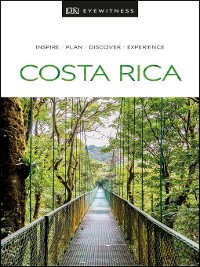 Cover DK Eyewitness Travel Guide Costa Rica