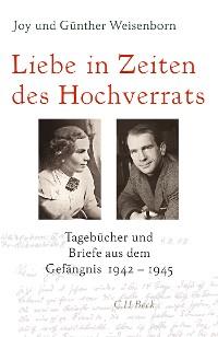 Cover Liebe in Zeiten des Hochverrats