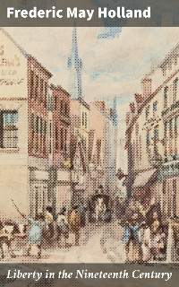 Cover Liberty in the Nineteenth Century