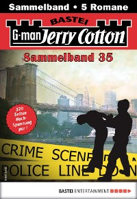 Cover Jerry Cotton Sammelband 35