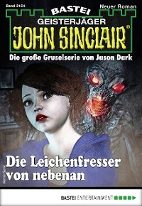 Cover John Sinclair 2104 - Horror-Serie