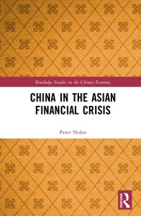 Cover China in the Asian Financial Crisis