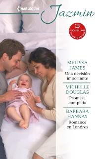 Cover Una decisión importante - Promesa cumplida - Romance en londres