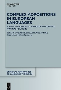 Cover Complex Adpositions in European Languages