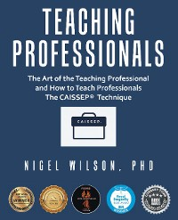 Cover Teaching Professionals