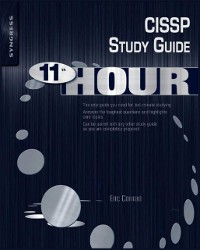 Cover Eleventh Hour CISSP