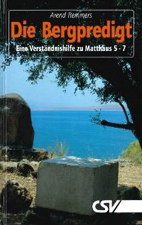 Cover Die Bergpredigt
