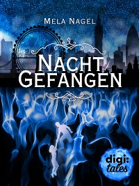 Cover Burning Magic (2). Nachtgefangen