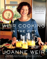 Cover Weir Cooking in the City
