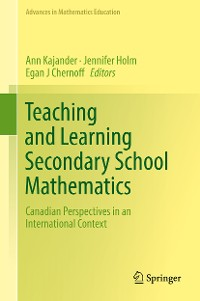 Cover Teaching and Learning Secondary School Mathematics