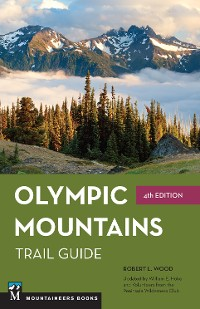 Cover Olympic Mountains Trail Guide