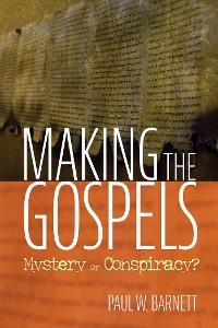 Cover Making the Gospels