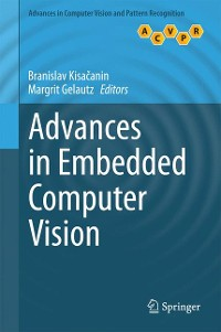 Cover Advances in Embedded Computer Vision