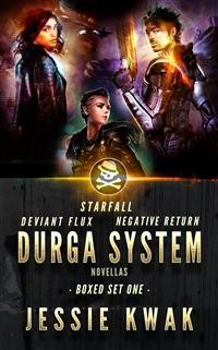 Cover Durga System Boxed Set One: Starfall - Negative Return - Deviant Flux