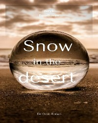 Cover Snow in the desert