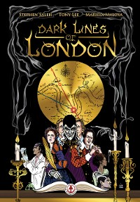 Cover Dark Lines of London