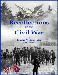 Cover Recollections of the Civil War
