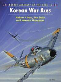 Cover Korean War Aces