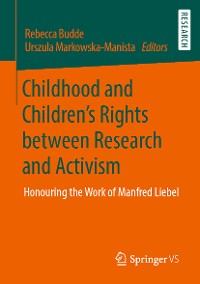 Cover Childhood and Children's Rights between Research and Activism
