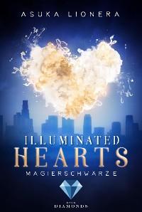 Cover Illuminated Hearts 1: Magierschwärze