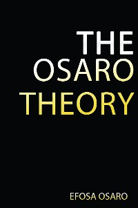 Cover The Osaro Theory