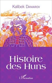 Cover Histoire des Huns