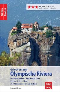 Cover Nelles Pocket Reiseführer Griechenland