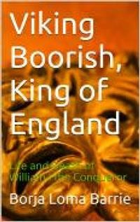 Cover Viking Boorish, King Of England