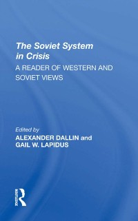 Cover Soviet System In Crisis