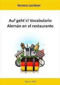 Cover Auf geht's! Vocabulario