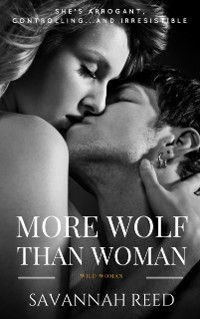 Cover More Wolf Than Woman