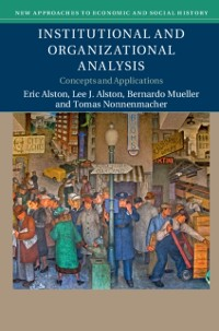 Cover Institutional and Organizational Analysis