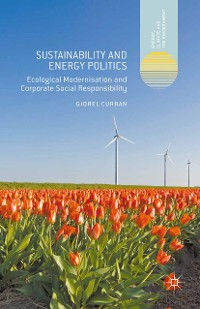 Cover Sustainability and Energy Politics