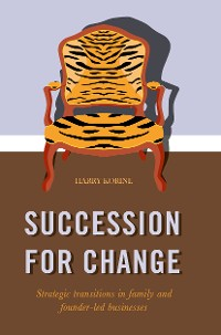 Cover SUCCESSION FOR CHANGE