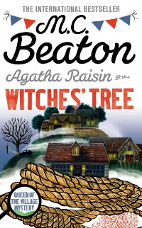 Cover Agatha Raisin and the Witches' Tree