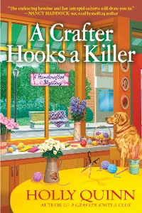 Cover A Crafter Hooks a Killer