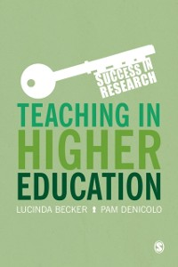 Cover Teaching in Higher Education